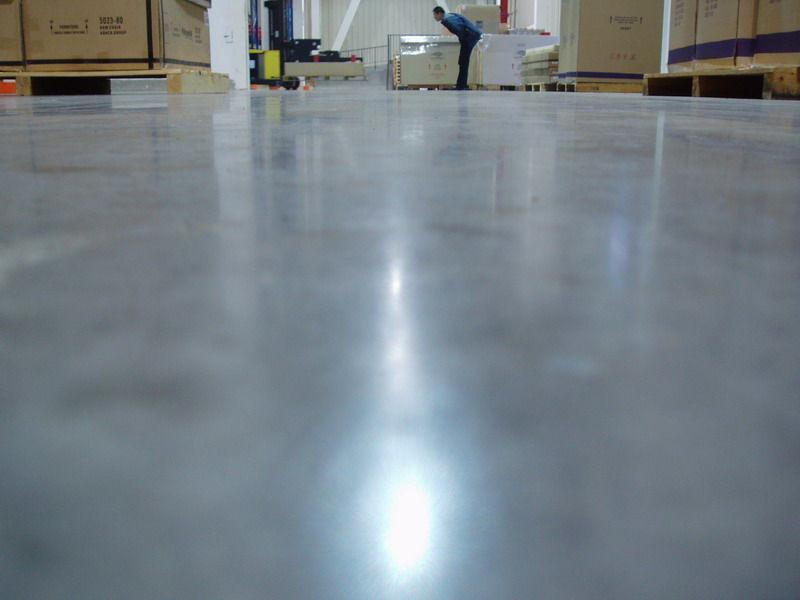 水泥地面做固化处理注重细节,效果更优