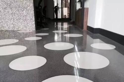 商业艺术磨石地坪的优势是什么?带你大开眼界