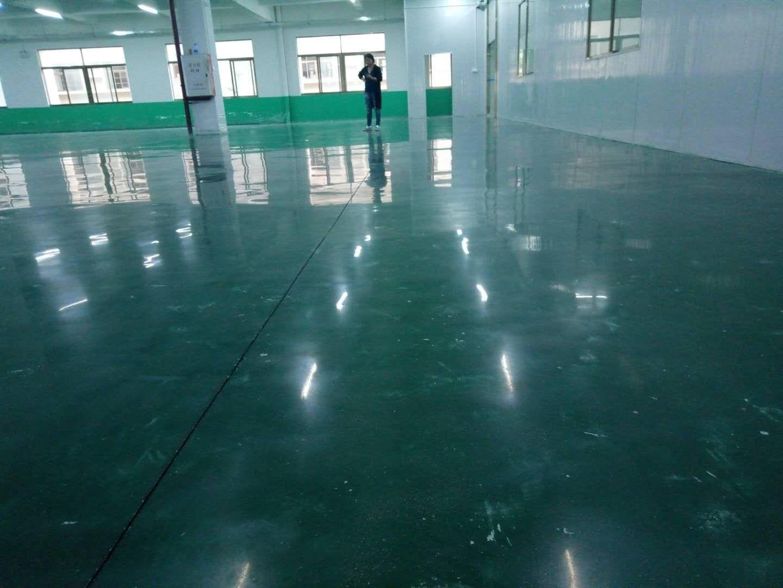 工业固化地坪合适用于工业场地?